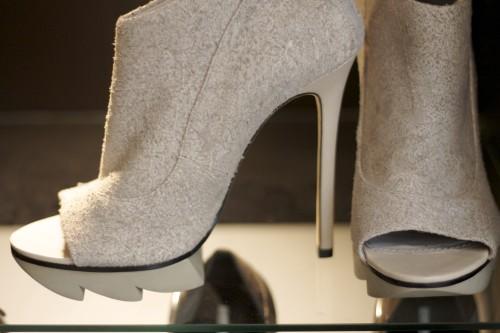 Camilla Skovgaard saw sole grey bootie