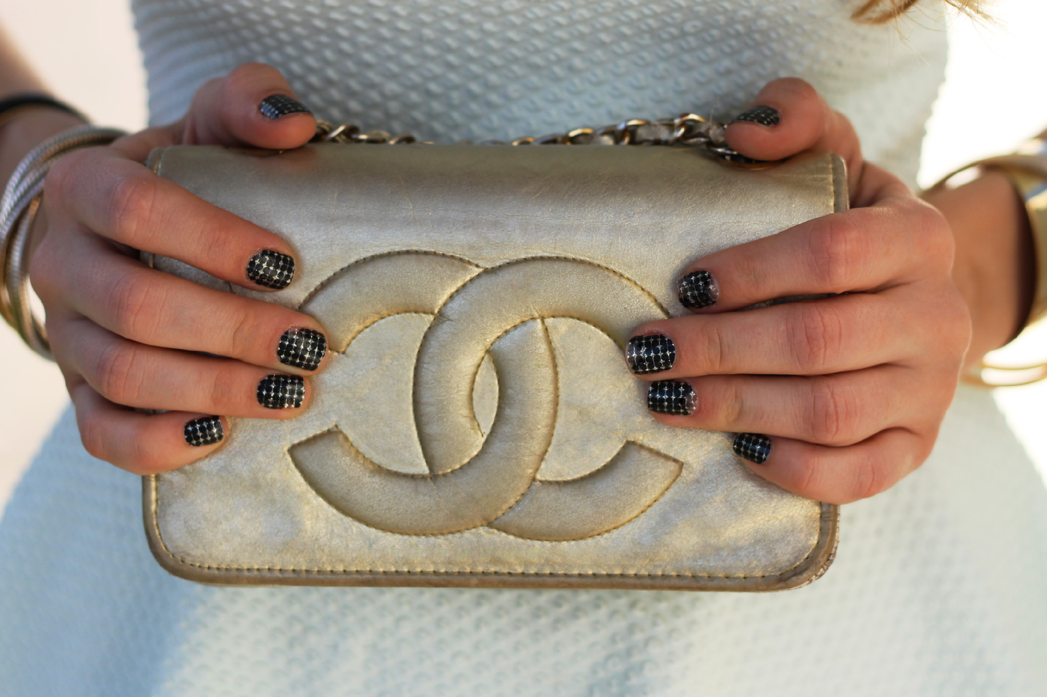 nail art fashion style blogger