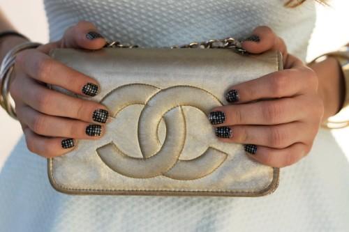 nail art fashion style blogger