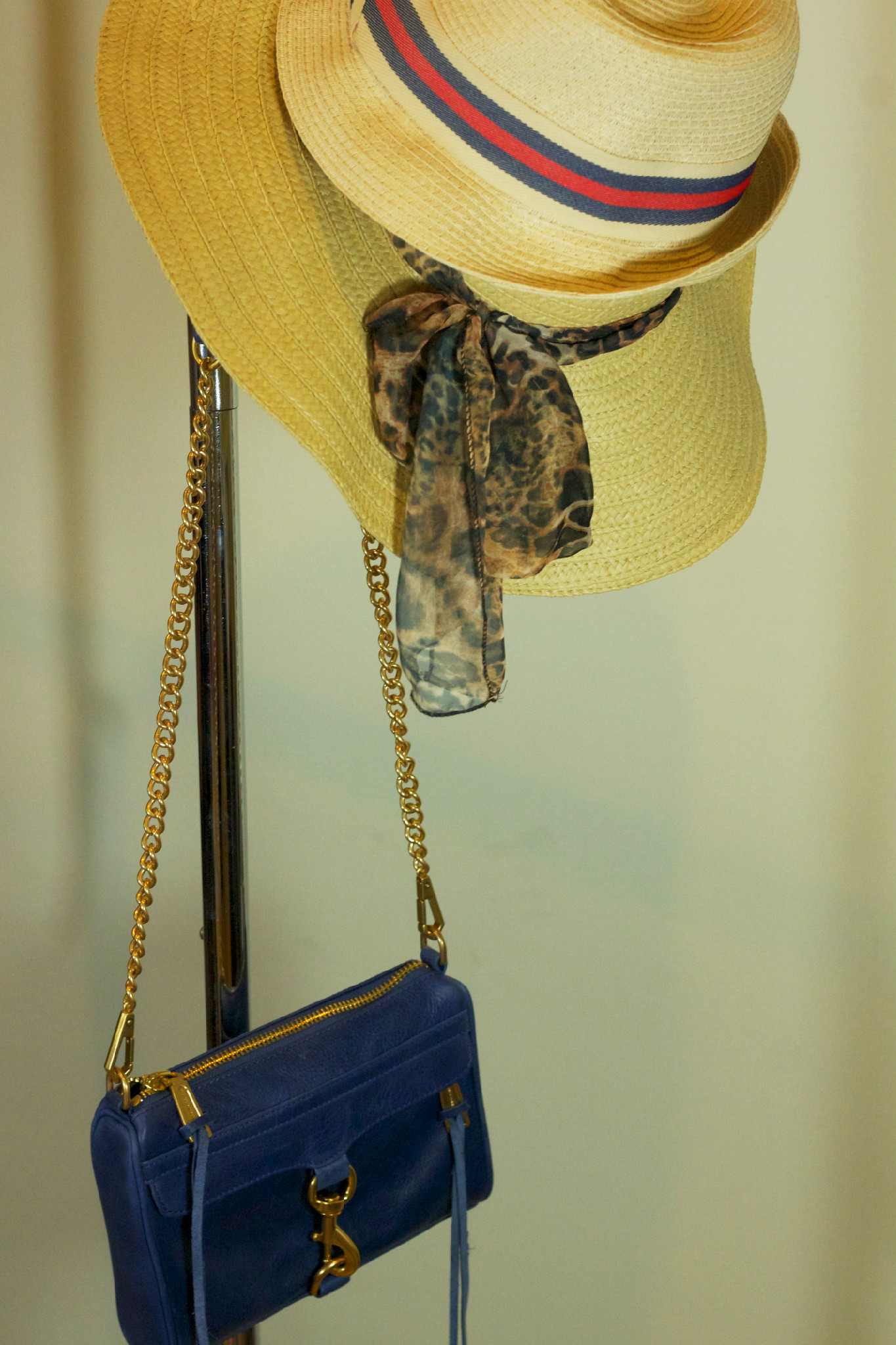 Rebecca Minkoff and sun hats