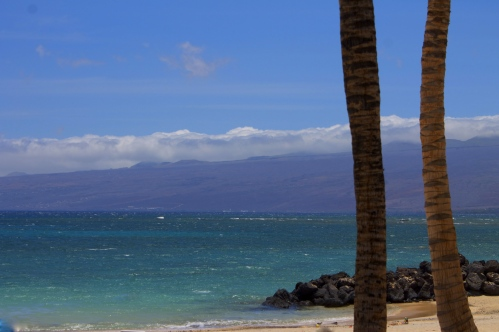 Big Island Hawaii beach