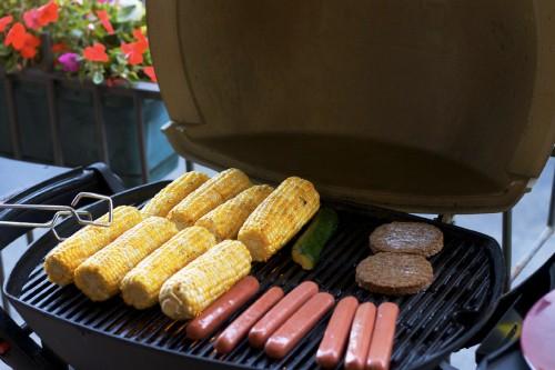 BBQ grilling food